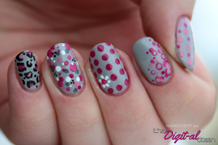 Nail Art Dotting Tool Designs ...