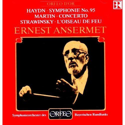 Symphonieorchester Des Bayerischen Rundfunks - Symphonie No. 95/Concerto/L'Oiseau De Feu