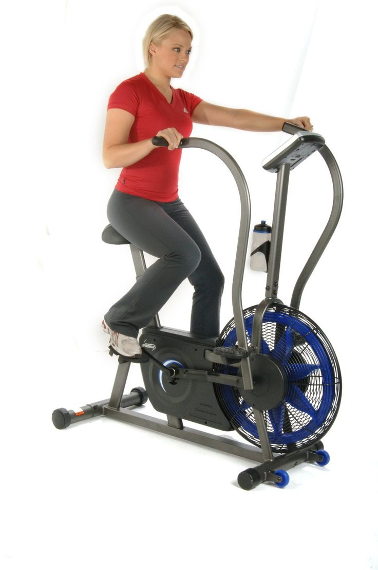 Pin On Recumbent Exercise Bike With Moving Handlebars