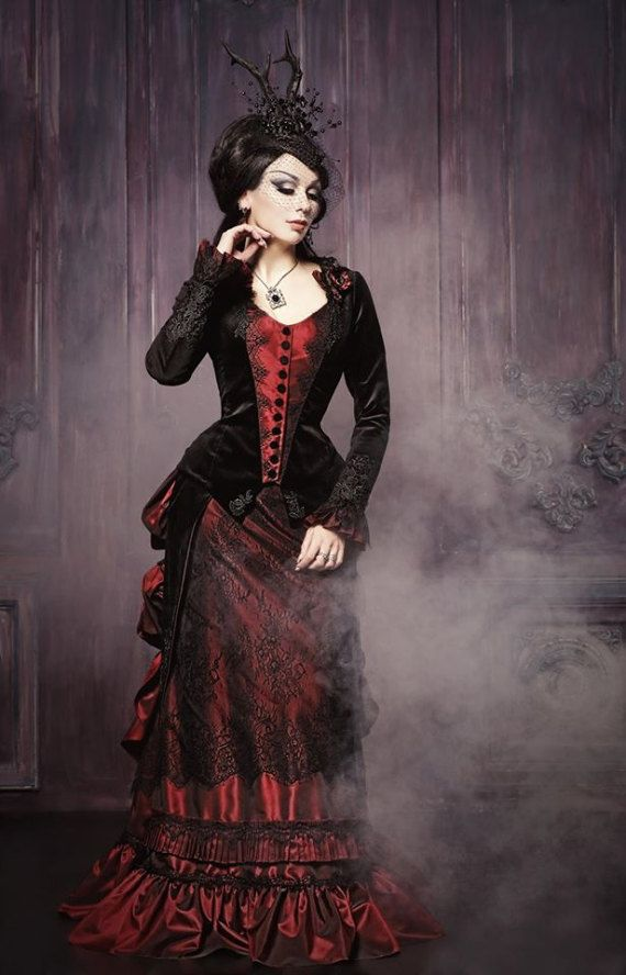 Hey, I found this really awesome Etsy listing at https://www.etsy.com/uk/listing/495736424/victorian-walking-costume-bustle-skirt