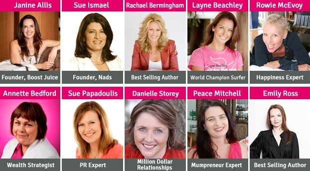Join the FREE virtual event where 10 brilliant women share their secrets for success.  To register, go to http://www.mireilleryan.com/the-female-factor.html#