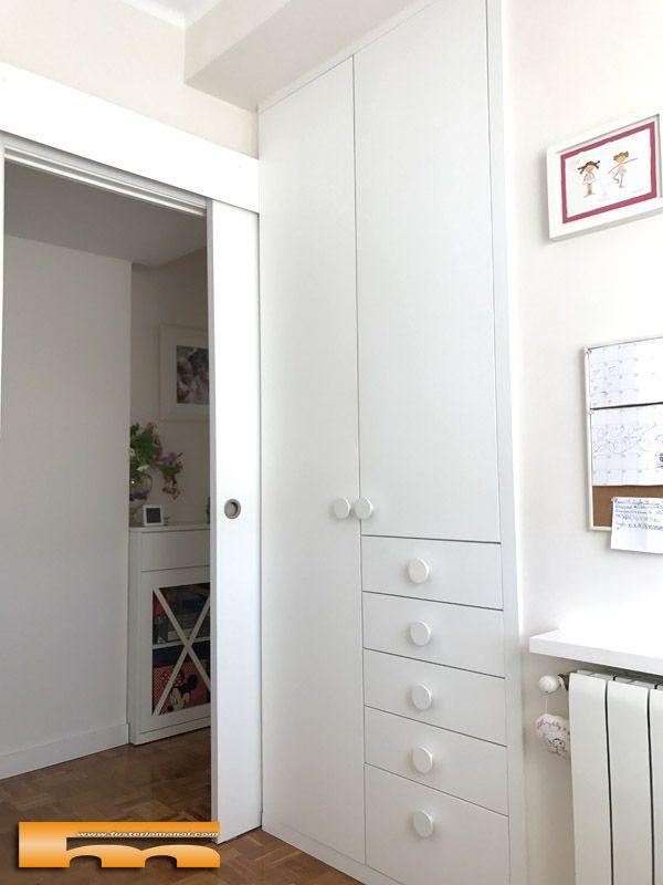 M s de 25 ideas incre bles sobre armarios infantiles en for Cama sobre armario