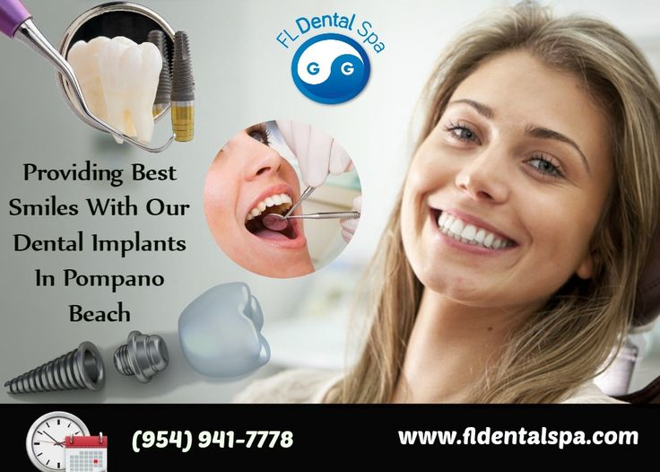 Are you looking for a professional and experienced Dental Implants dentists in Pompano Beach?choosing services for children and other family members at one place for getting more benefits.schedule yours by visiting our website - http://www.fldentalspa.com/implants/ or call us @ 954-941-7778.