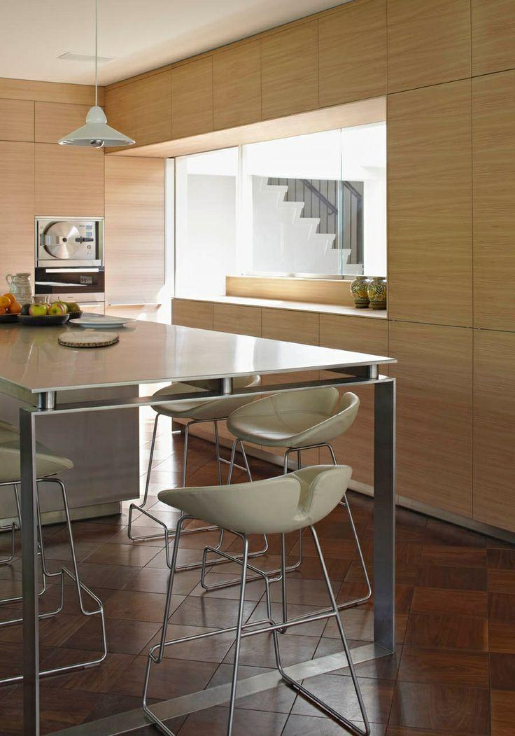 Keuken Bulthaup design Babs Appels  Keuken kitchen  Pinterest ...