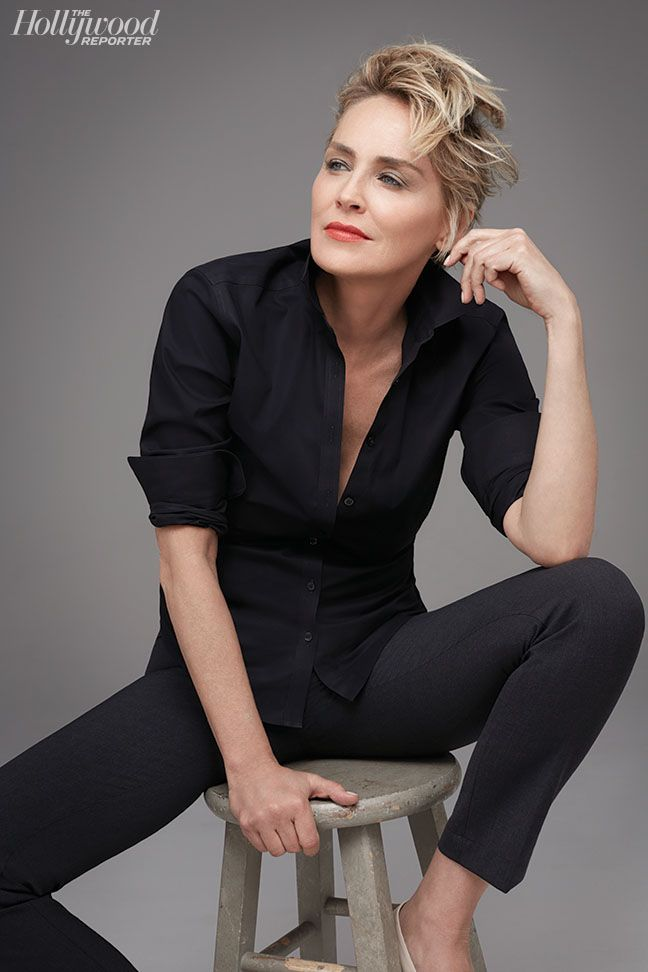 "Sharon Stone Opens Up About Her Brain Aneurysm: ""I Spent Two Years Learning to Walk and Talk Again"" - The Hollywood Reporter"