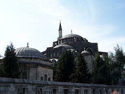 Kılıç Ali Pasha Complex (Turkish: Kılıç Ali Paşa Külliyesi) Istanbul - Wikipedia