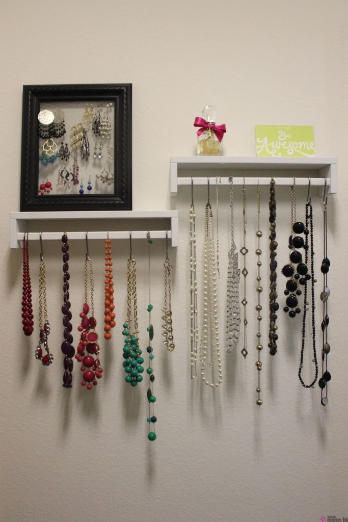practical-and-simple-way-to-organize-jewelry - Home Decorating Trends - Homedit