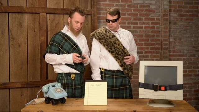 Join everyone's favorite Scottish Rapper, MC Haggis, as he discovers new ways to use Studio252.tv.  Visit http://studio252.tv/ to see for yourself.