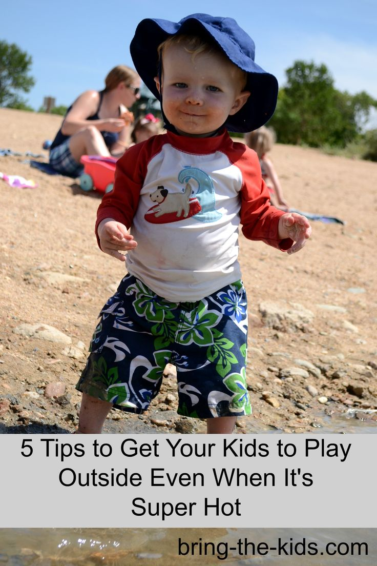 5 Tips to Get Your Kids to
