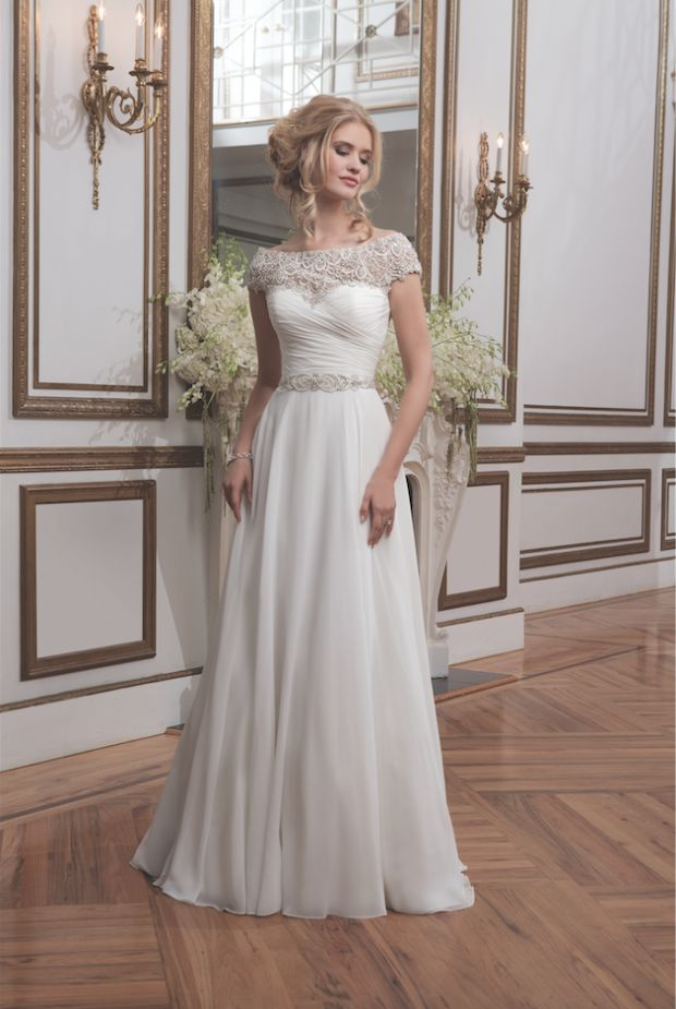 Win A Justin Alexander Gown Preview 2016 Wedding Dress Collection Pinterest Dresses And Gowns