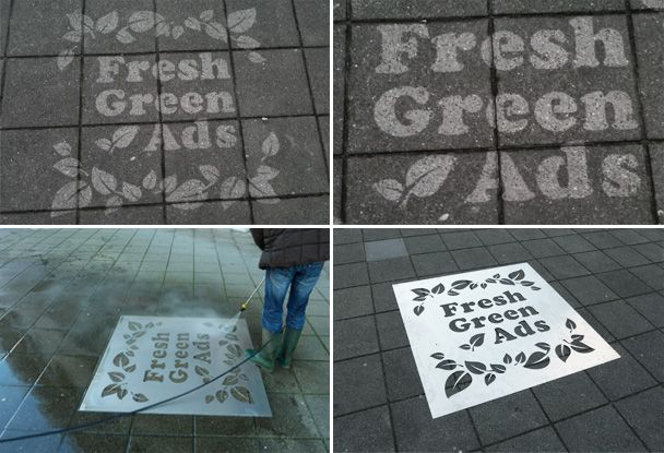 CLEAN ADVERTISING | FRESH GREEN ADS© - the innovative green media agency
