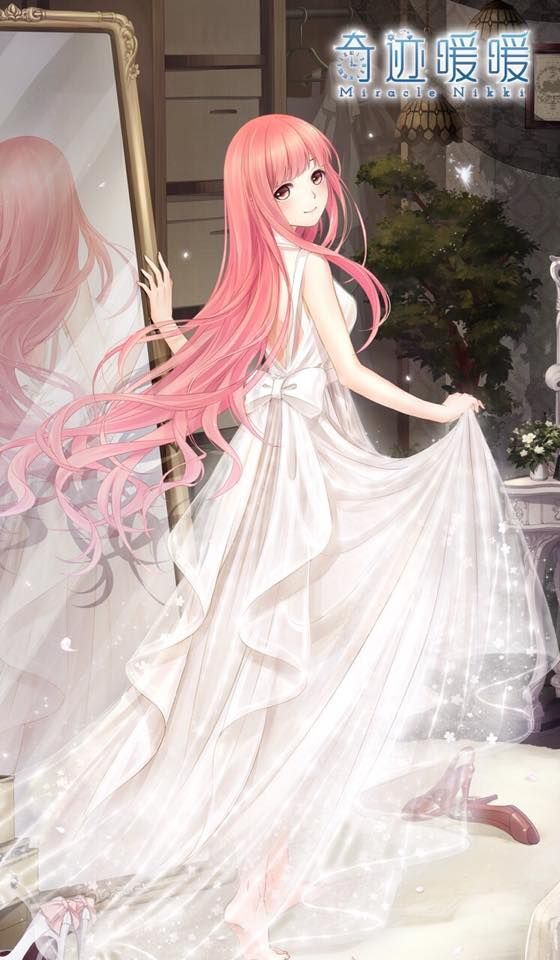OMG this is gorgeous!! Hair and dress goals!!