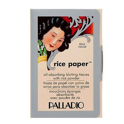 Can't live without Palladio blotting papers. Thick for very oily skin. - Manda | The Best Blotting Papers on the Market