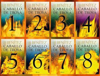 Libros PDF Gratis: Caballo de Troya . J.J Benítez (Descargar, gratis,...
