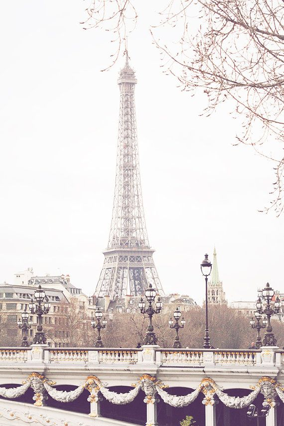 Eiffelturm-Print ist nicht She Lovely, gehen die Seine, Pont Alexandre III, Paris Fotografie, Eiffelturm-Dekor