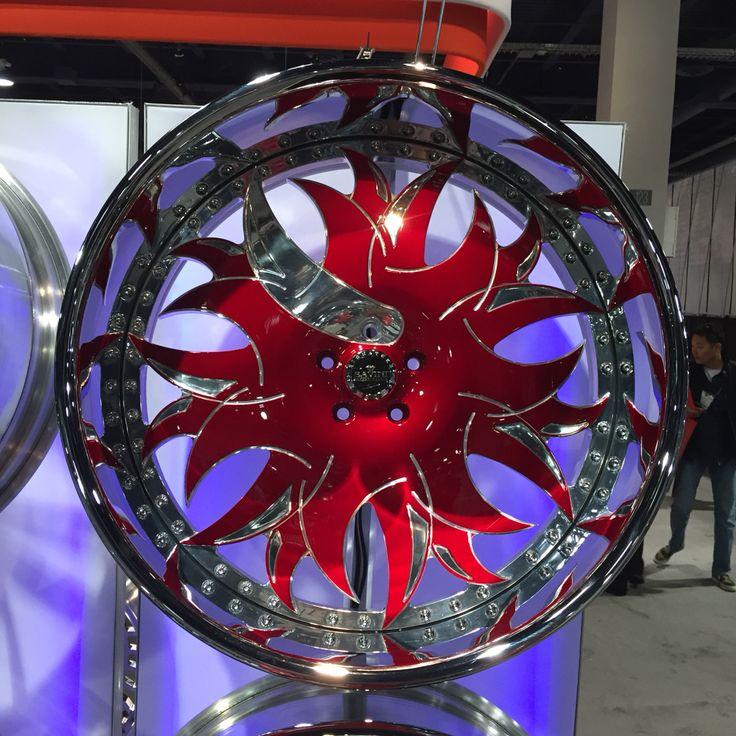 Savini custom forged wheels