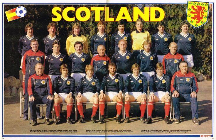 Scotland 1982.