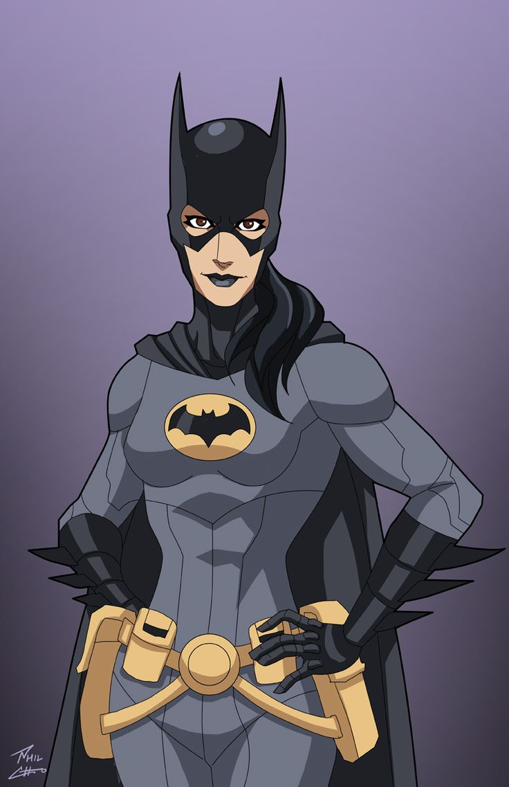 Batgirl 2.0 (Helena Bertinelli) by phil-cho