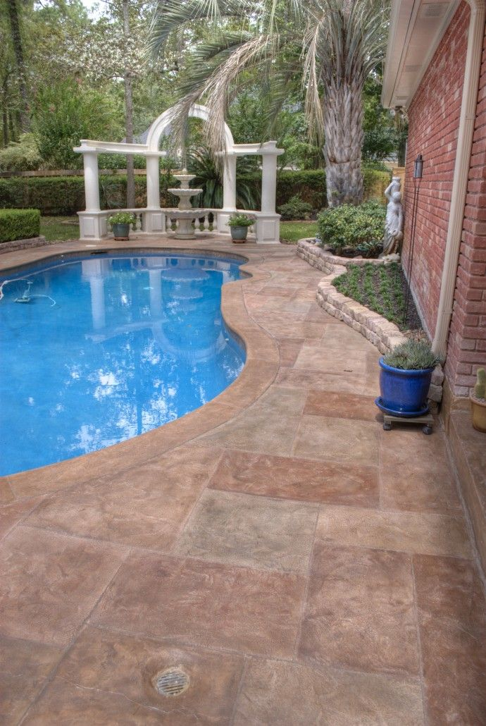 10 best pool design fountains images on pinterest for Allied gardens pool