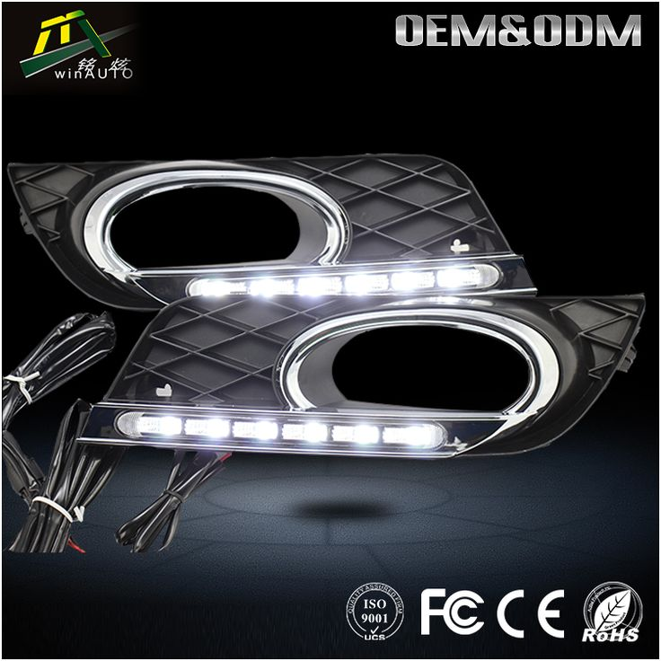 high quanlity motorcycle car fog lamp electronics wholesale for Honda Civic 2011-2014 accessories led auto light