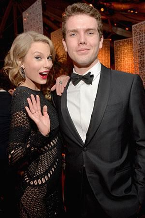 Taylor Swift's brother just graduated and there was a lot of screaming involved!