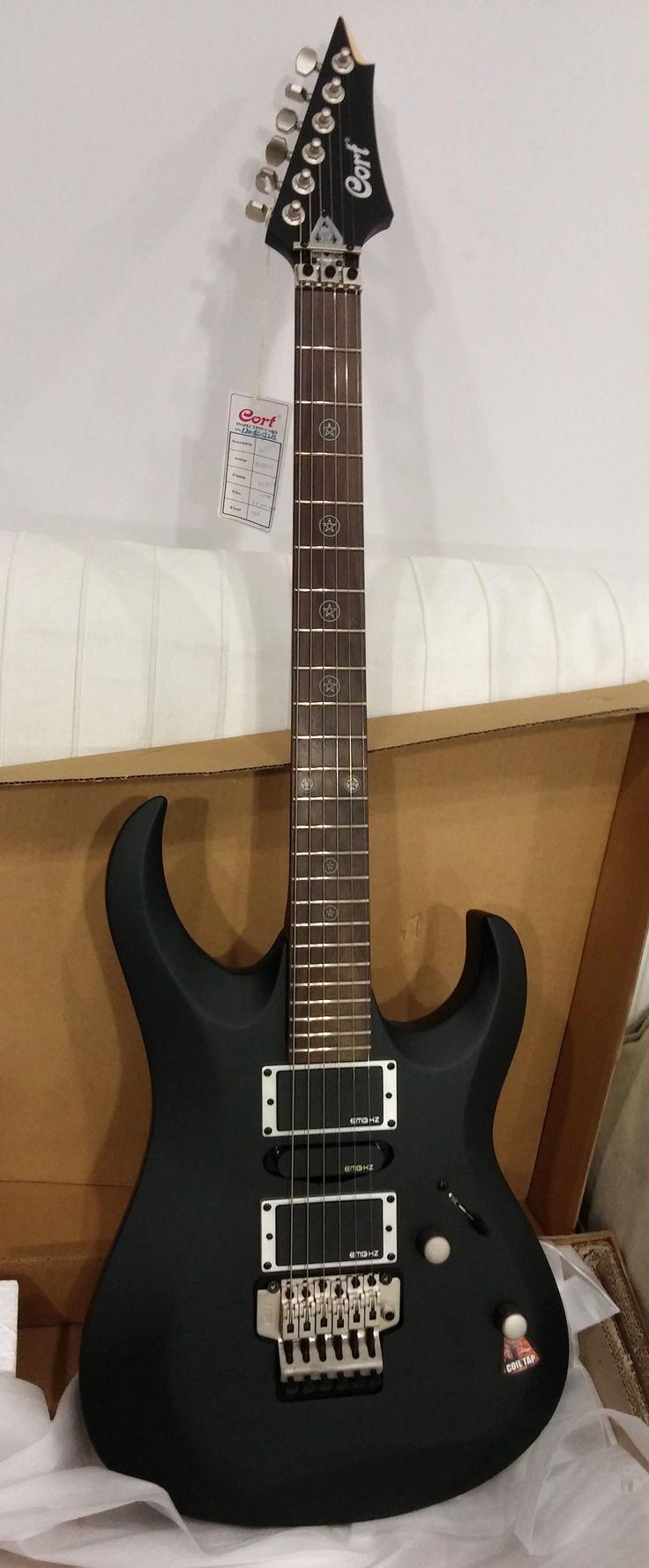 ¿Guitarras Cort baratas? Pásate por aquí