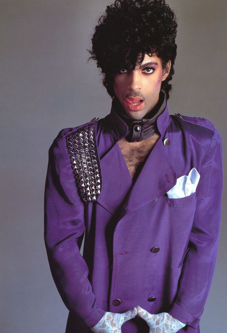 Prince Photographed By Richard Avedon 1983 By Richard
