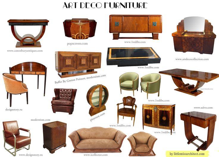 Modern Art Deco Furniture 85 best art deco seating images on pinterest | art deco furniture