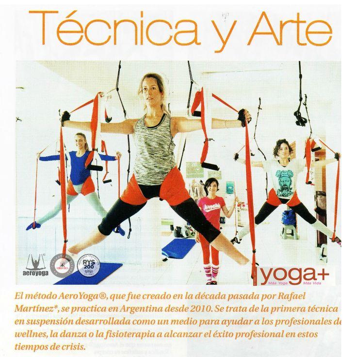 ENTREVISTA METODO  AEROYOGA POR RAFAEL MARTINEZ EN PRENSA INTERNACIONAL, #aeroyogaonline #airyoga #aeropilatescursos #aeropilatesmadrid #aeropilatesbrasil #aeroyogavalencia #aeropilatessaopaulo #aeroyogaoficial #yogaaerien #vaihayasa #acrobatique #teachertraining #formacion #cursos #fly #flying #air #vaihayasa #yogaswing #acrobatico #pilates #gym #coaching #wellness #bienestar #trapeze #trapecio #RafaelMartinez #aeroyogachile #pilatesaereo