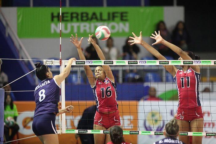 PERÚ PIERDE (2-3) CON REPÚBLICA DOMINICANA EN EL FINAL FOUR U18 Y VA POR LA MEDALLA DE BRONCE
