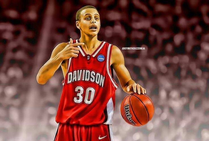 Stephen Curry ~ Davidson