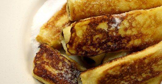Zutaten für 4 Personen:      12 Scheiben Toastbrot     12 TL Nutella     100 ml Milch     2 Eier     1 päckchen Vanillezucker     4 EL neutrales Öl  Zubereitung...