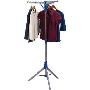 Household Essentials 5009 Collapsible Indoor Tripod-Style Clothes Dryer  by Household Essentials  4.3 out of 5 stars   Price:	$29.99  $24.70 & eligible for FREE Super Saver Shipping on orders over $25.