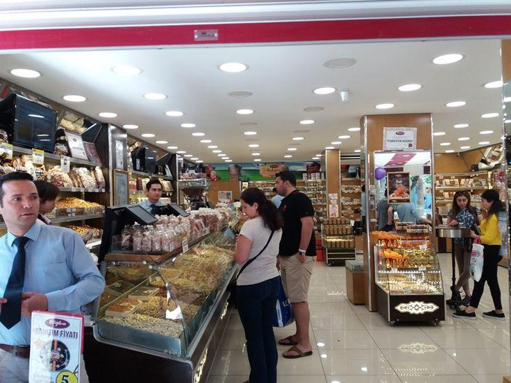 La cumparaturi in Antalya