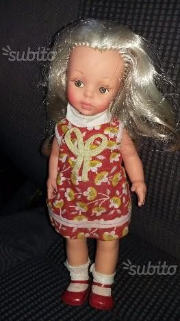 Furga Valentina, outfit originale