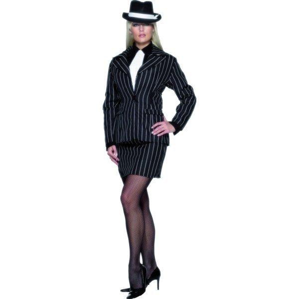 Womens Zoot Suit 1920s Gangster Fancy Dress  | eBay