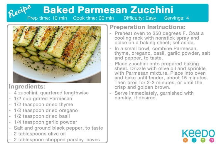 Baked Parmesan Zucchini http://damndelicious.net/2014/06/21/baked-parmesan-zucchini/