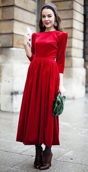 Ulyana Sergeenko Street Style