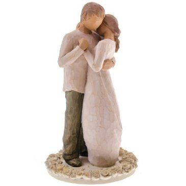 Willow Tree® Promise Cake Topper http://shop.crackerbarrel.com/Willow-Tree-Promise-Cake-Topper/dp/B00J3U34HY