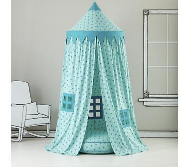 discount balenciaga handbags Kids Canopy Teal Polka Dot Play Circus Tent  Want it for Gab39s bedroom   For Gabriella