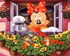 Painel Minnie Vermelha 01 | 2,00 x 1,00