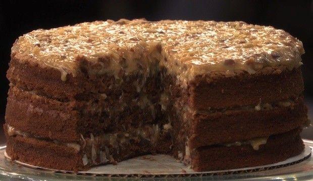 The New Potato � German Chocolate Cake: Daphne Oz (The Chew)