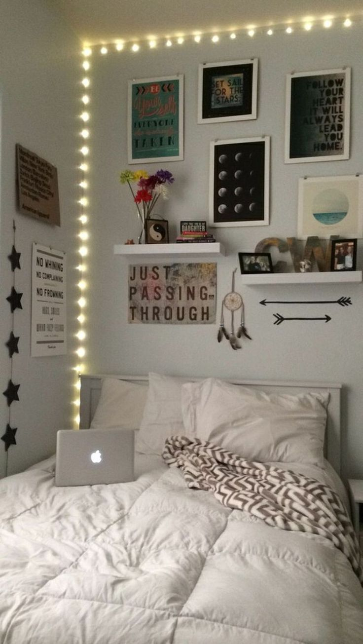 Diy Room Decor Ideas For Small Rooms | Teenager zimmer, Zimmer ...