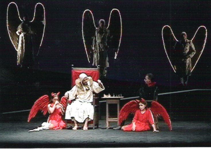Faust Prolog im Himmel