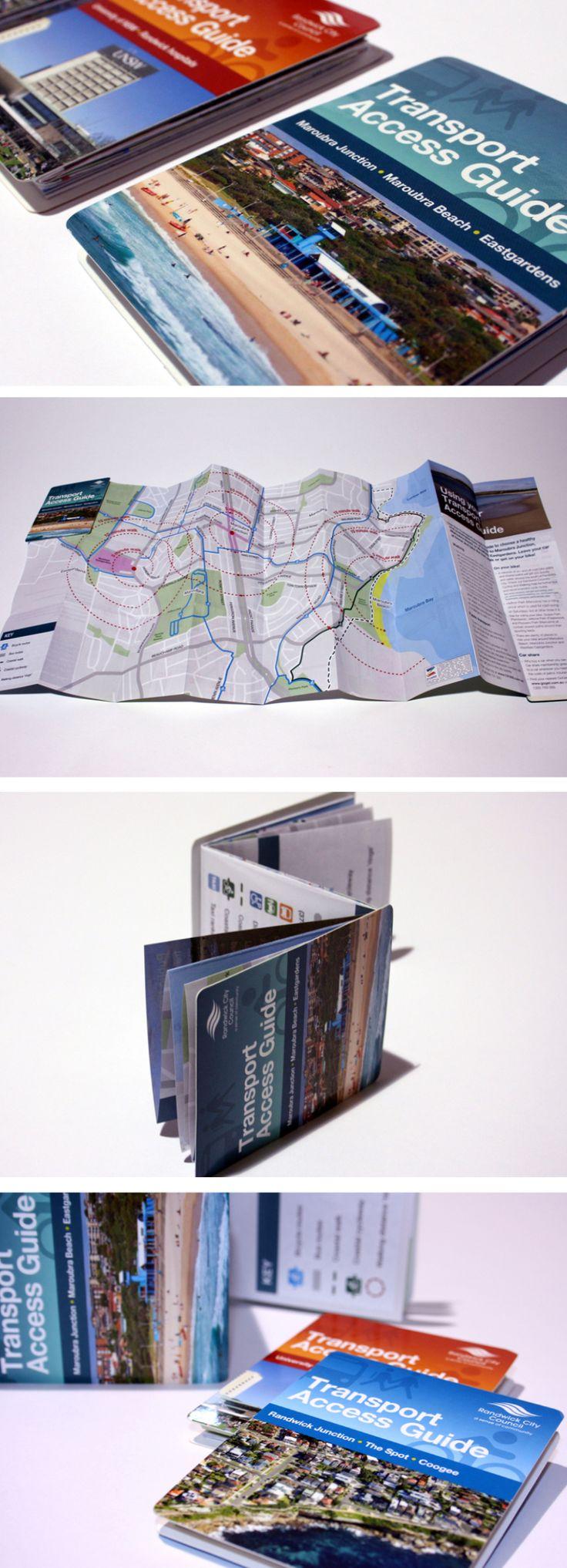 Randwick Council Transport Access Guides