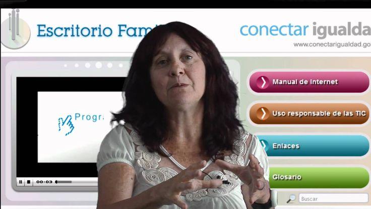 El portal educ.ar en Webinar 2012 aprendizaje ubicuo. expansión a la comunidad. aulas aumentadas