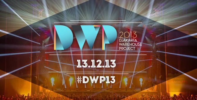 Djakarta Warehouse Project 2013