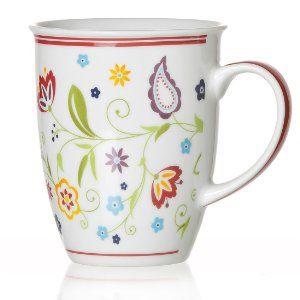 Ritzenhoff & Breker 42795 Kaffeebecher-Set Doppio Shanti, 6-teilig: Amazon.de: Küche & Haushalt