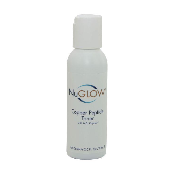 Copper Peptide Toner