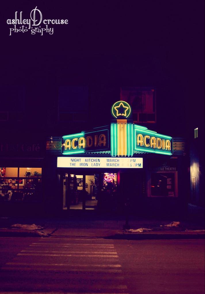 Al Whittle Theatre, Wolfville, NS